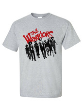 The Warriors T-shirt nostalgic cult classic film 70s retro style tee  PAR494 image 2