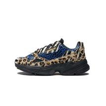 Adidas Women's Falcon (Animal Print/ Leopard Brown/ Blue/ Black) Sizes 6-10 - $144.99
