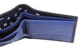 Nautica Men's Genuine Leather Credit Card Billfold Coin Rfid Wallet 31NU130015 image 9