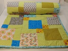 Baby Quilt, Toddler Quilt - $75.00