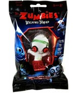 """The Zumbies Walking Thread Lucky Zombie Doll Leilani Keychain 3"""" new sealed - $12.74"""