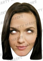 Victoria Pendleton Célébrité Visage Carte Masque, Impersonation / Déguis... - $6.54 CAD