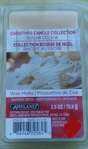 BRAND NEW Ashland Christmas Candle Collection Sugar Cookie Scented Wax C... - $4.94