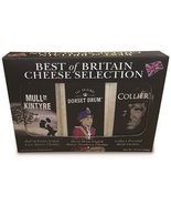 Best of Britain Cheddar Triple Pack Gift Box (10.5 ounce) - $12.99