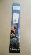 "Husqvarna 501 95 92-52, 14"" Chain Saw Guide Bar - $32.95"