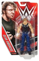 WWE 6 Basic Action Figure ‑ Dean Ambrose - $14.84