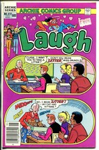 Laugh #372 1982-Archie-Betty-Veronica-FN - $18.62