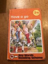"""1984-85 """"BOOK 2b - HAVE A GO"""" LADYBIRD BOOK (70p NET) - $1.29"""