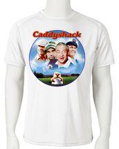 Caddyshack Dri Fit graphic Tshirt moisture wicking golf 80s retro movie SPF tee image 1