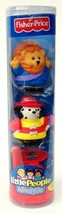 Fisher-Price Little People Lion and Dalmation Animal Ville Figure Toy - $8.14