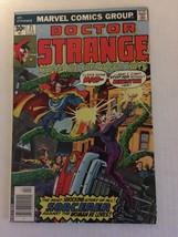 Doctor Strange #21 Marvel Comic Book 1977 FN Condition Origins Retold DR... - $4.49