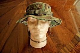 Us Air Force Multicam Odu Ripstop Camo Combat Uniform Floppy Hat Boonie Cap 7.0 - $24.74