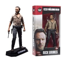 "Rick Grimes 7"" Action Figure McFarlane Toys The Walking Dead TV, Collect... - $15.62"