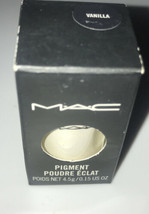 MAC Eye Pigment Color Powder - VANILLA 4.5 g / 0.15 oz New in box  - $45.12