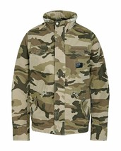 Bench UK Iguana B Army Camouflage Hunting M65 Fall Jacket BMKA1411B NWT
