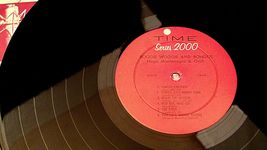 Zorba the Greek Tijuana Mexicali brass & Boogie Woogie  Bongos AA20-RC2134 Vinta image 7