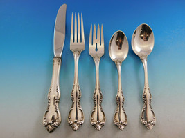 Debussy by Towle Sterling Silver Flatware Set for 8 Service 40 pieces - $2,400.00