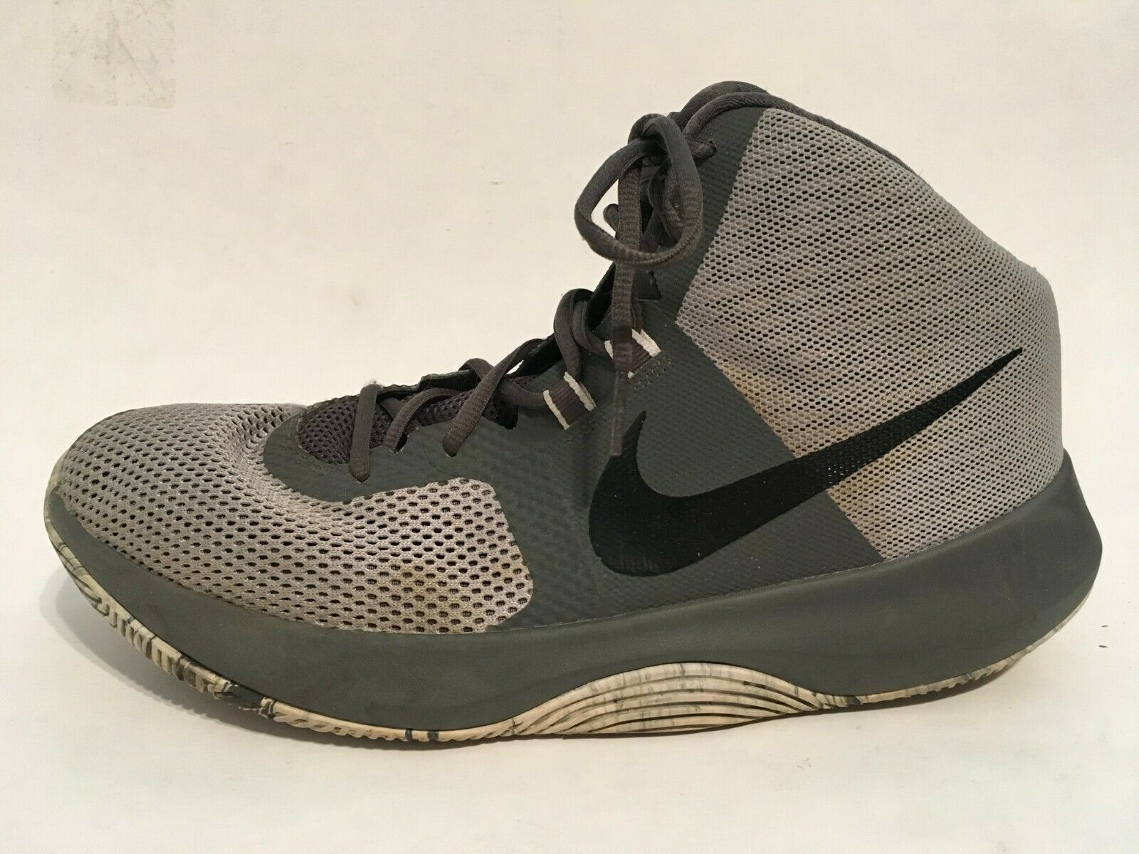 Nike Air Precision Ankle-High Basketball Athletic Shoes Mens sz 10
