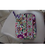 Vera Bradley Tablet sleeve in Viva La Vera  - $11.50