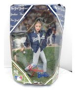 New York Yankees Barbie Collectibles Mattel - New In Box - $26.73