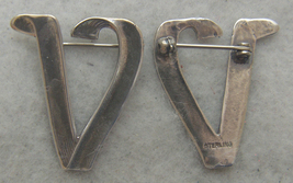 WWII Victoy Pin Sterling Silver - $30.00