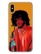 6LACK PRONOUNCED BLACK Phone Cases For iPhone 5 5S SE 6 6S Plus 7 XR XS 2 - $272,23 MXN