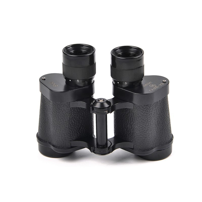 Tactical Military 8x30 HD Zoom Wide-Angle Central Binoculars Telescope Night Vis