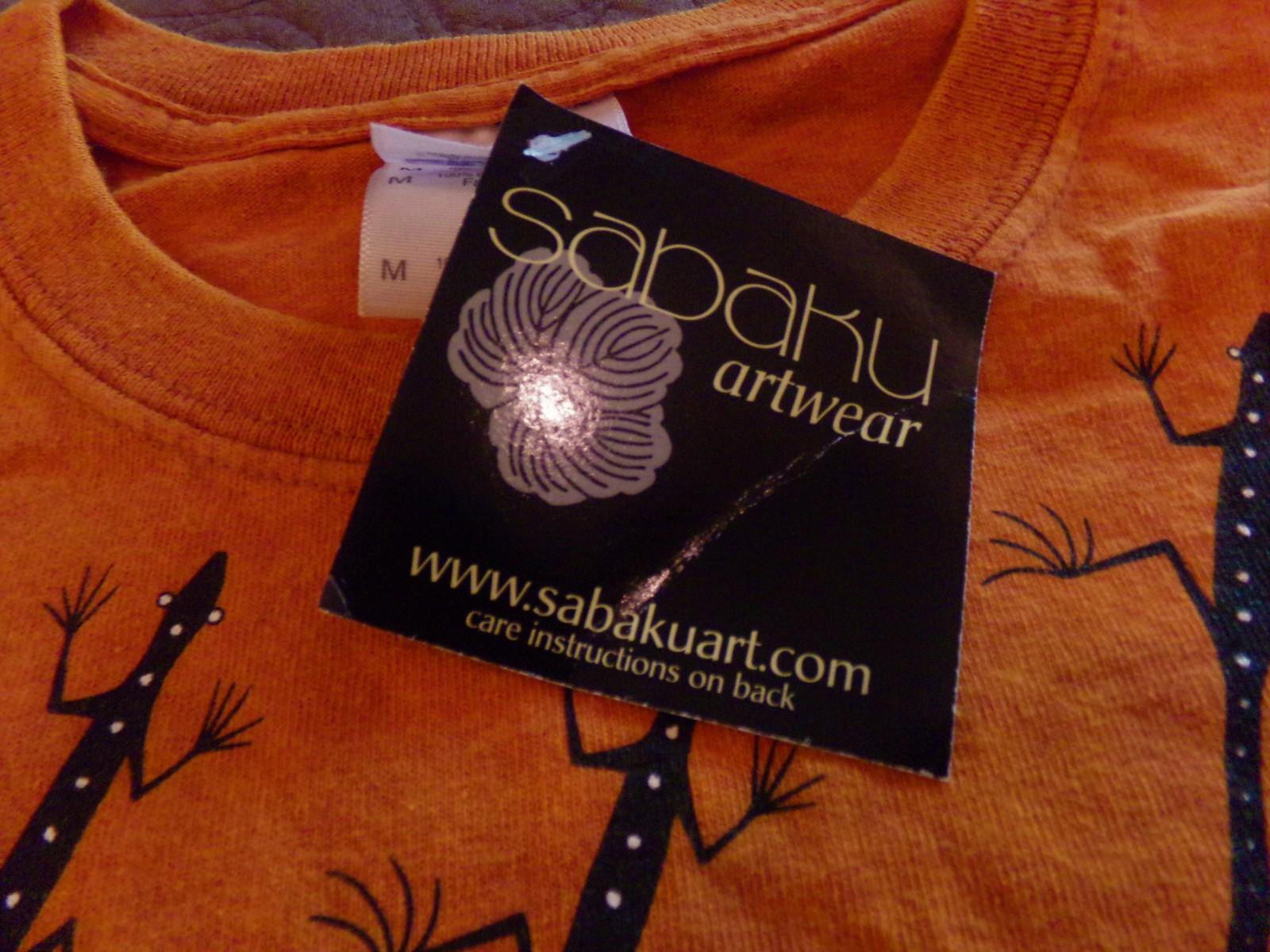 Salamander, Lizard, 2 SIDED GRAPHIC, Medium Men's T-Shirt