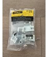 Stanley 81-4500 Zinc Plated Screen Door Sash Hanger 4PK Brand New Old Stock - $12.00