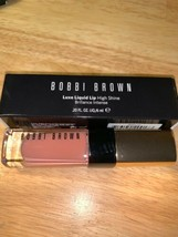 Bobbi Brown Luxe Liquid Lip High Shine Au Natural BNIB - $24.74