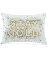 Whim by Martha Stewart Collection Stay Gold 14'' x 20'' Decorative Pillow - $12.13