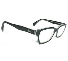 Ray-Ban Eyeglasses Frames Black Clear Rectangular Full Rimmed RB5280 2034 135 - $42.08