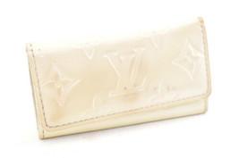 Louis Vuitton Vernis Multicles 4 Chiavi Case M91360 IV Auth 3946 - $70.02
