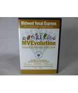 MVEvolution Changing the Barbershop Contest World DVD - $9.89