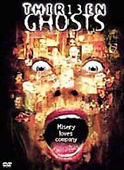 Thirteen Ghosts DVD [Used VG] Horror