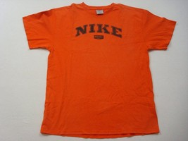 Nike Graphique Beaverton Oregon 1971 T Shirt Grande Taille Homme Orange T82 - $37.91