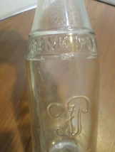 Antique Very Rare Frank Piff Bethlehem PA Registered 6.5 oz Seltzer Soda... - $39.60