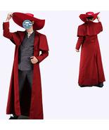Hellsing Alucard anime Halloween cosplay costume mens suit party wear - $88.68