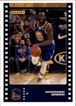 2019-20 Panini NBA Sticker Box Standard Size Insert #37 Draymond Green Golden St - $2.95