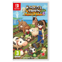 Harvest Moon: Light of Hope (English Ver) for Nintendo Switch NS - $52.83