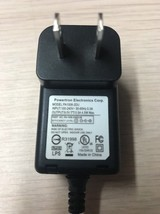 Powertron PA1008-2DU AC Power Supply Adapter Adaptor Charger 9V 0.5A         F1