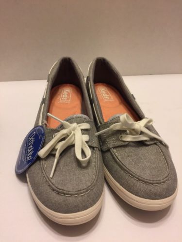 32926b98d62 Keds Women's 8.5 M Loafers Ortholite Canvas and 50 similar items