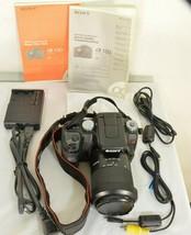 Sony Alpha a100 10.2MP Digital SLR Camera - Black (Kit w/ DT 18-70mm Lens) image 1