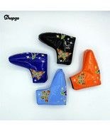 [5 Colors] Butterfly Golf Blade Putter Cover With Magnetic Closure Water... - $37.39