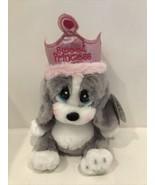 "8"" Sad Sam Honey Plush Sweet Princess By Aurora With Hang Tag A8E - $12.95"