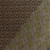 Vintage Burgundy Green Striped ARMANI Silk Tie - $9.99