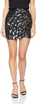 GUESS Metallic Inari Jacquard Mini Part Clubwear Skirt NWT 10 - $14.40