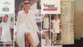 Vogue Maternity Career Wardrobe Coat, Dress, Top & Pants Size 12-16 Patt... - $7.92