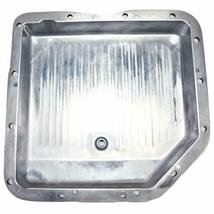 GM Turbo-Hydramatic 250C 350 350C Aluminum Transmission Pan w/ Gasket And Bolts image 7