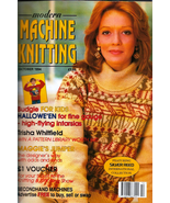 Modern Machine Knitting Oct 1994 Magazine Intarsia BUDGIE the Little Hel... - $14.24